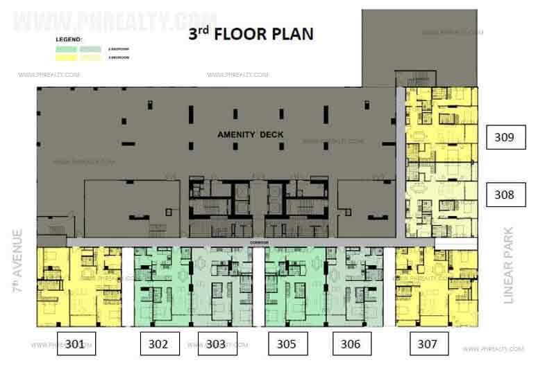Verve Residences 3rd Floor Urban Villas