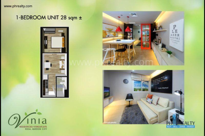 Vinia Residences For Rent.