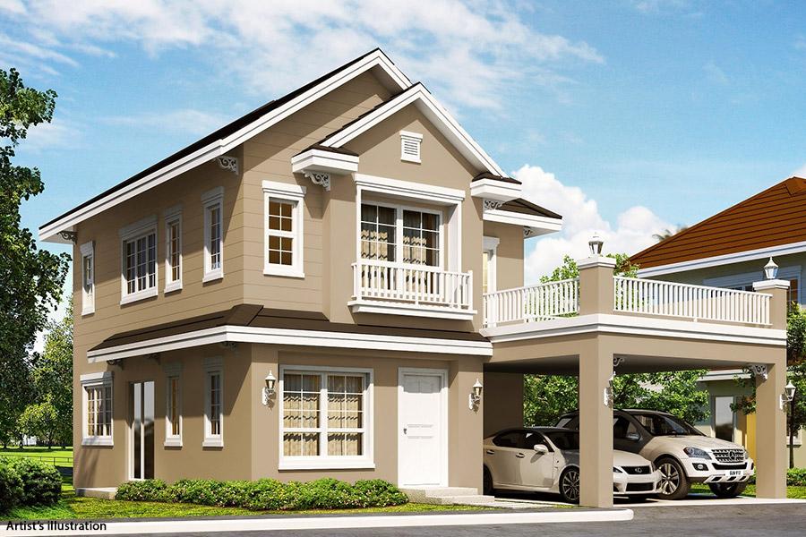 Vivaldi House Model
