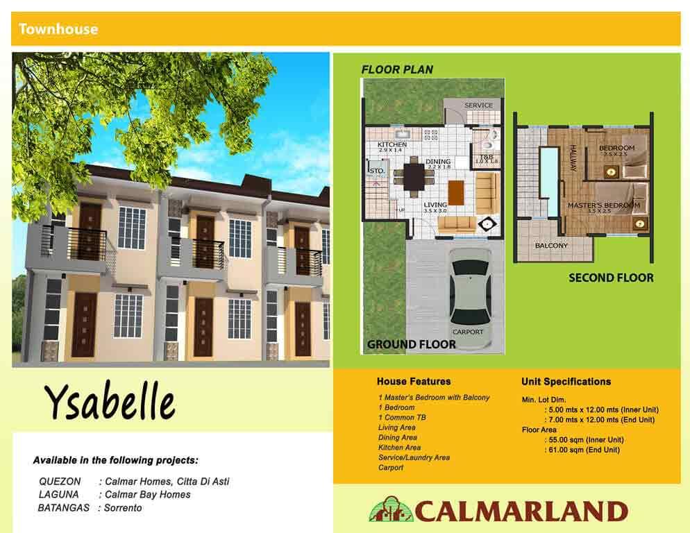 Ysabelle Townhouse