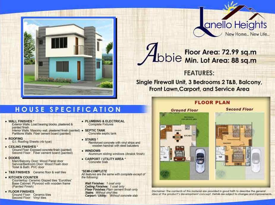 Abbie House Model
