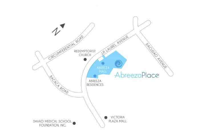 Abreeza Place Location