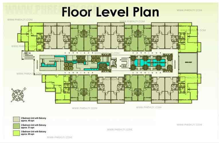 2nd to 3rd Floor Plan