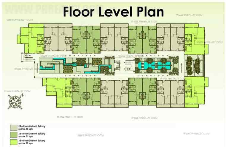 5th to 6th Floor Plan