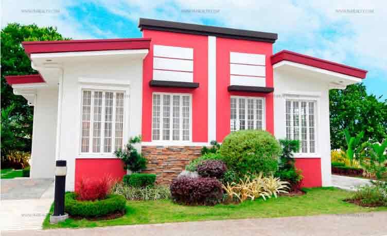 Aeon Duplex Model House