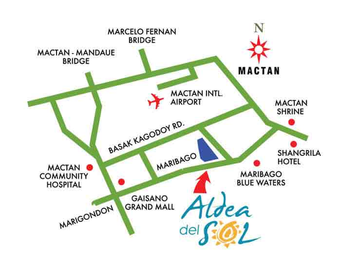 Aldea Del Sol Location