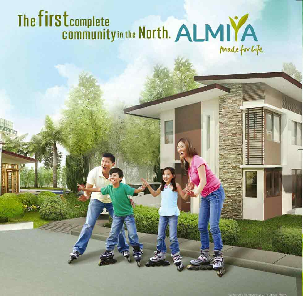 Almiya - Made for Life
