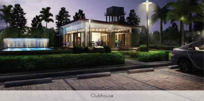 Clubhouse Night View