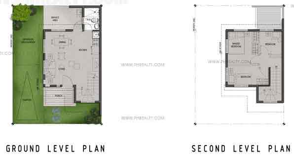 Single Home Floor Plan