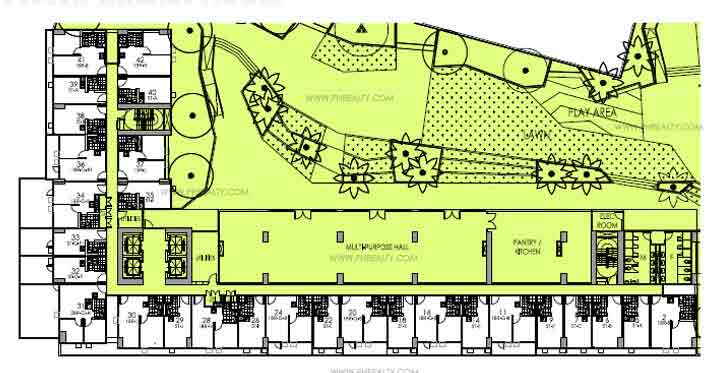 Fifth Floor Plans