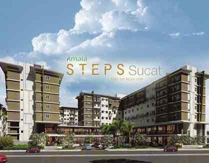 Amaia Steps Sucat
