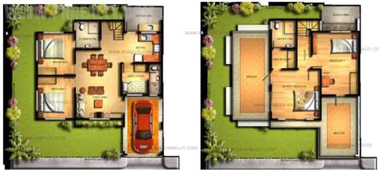 Amanda Floor Plan