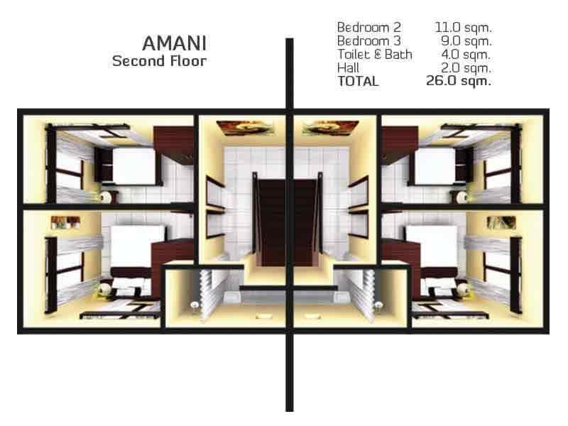 Amani Second Floor
