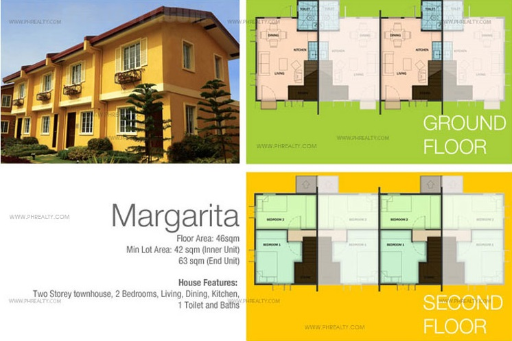 Margarita House Features & Specifications