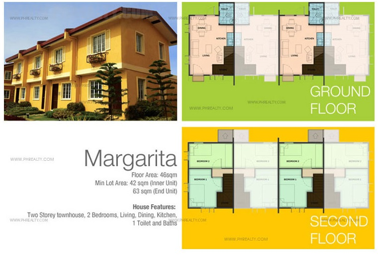 Margarita House Floor Plan