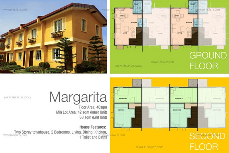 Margarita Floor Plan