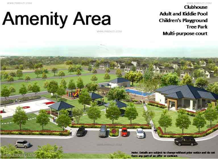 Amenity Area