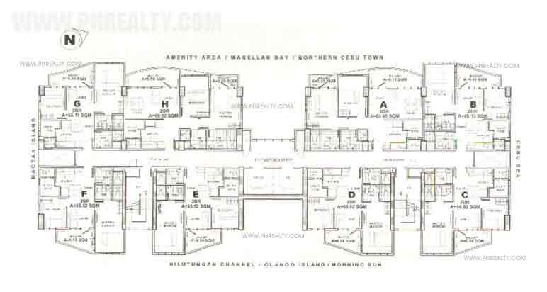 Typical Floor Plan Zone 2
