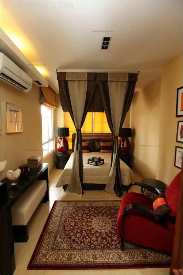 Masters Bedroom of 2 BR Model 1