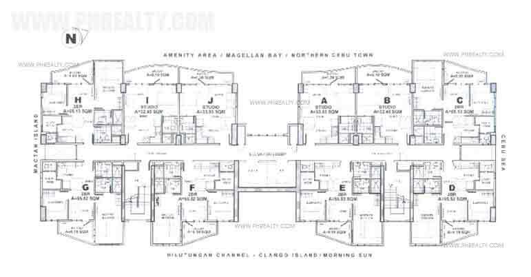 Typical Floor Plan Zone 1