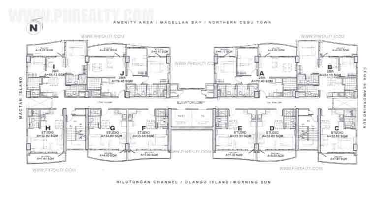 Typical Floor Plan Zone 2