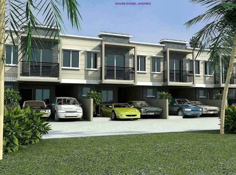 Andrew Model House