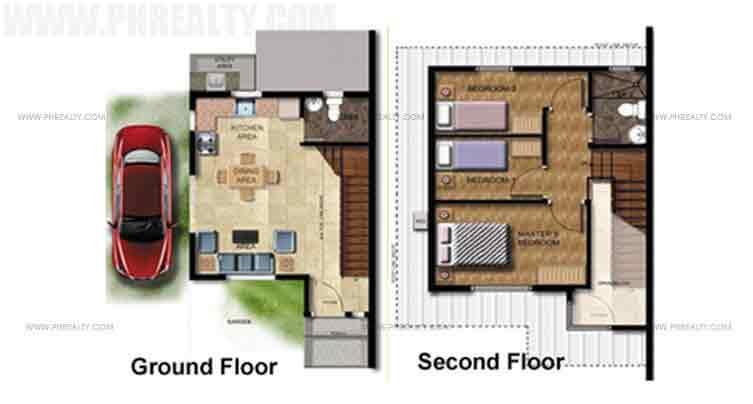 Andrea Floor Plan