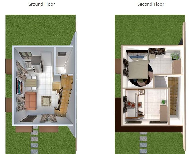 Aria Floor Plan