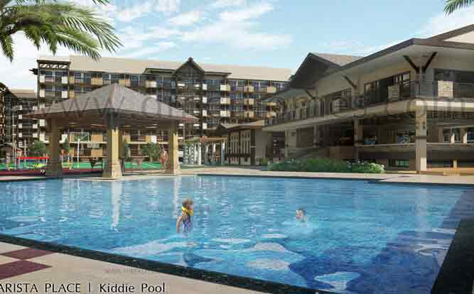 Arista Place Kiddie Pool