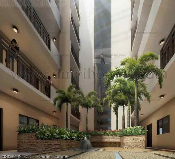 Arista Place Landscaped Atriums