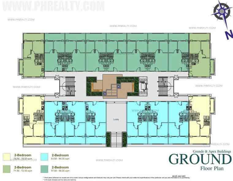 Alpha Floor Plans