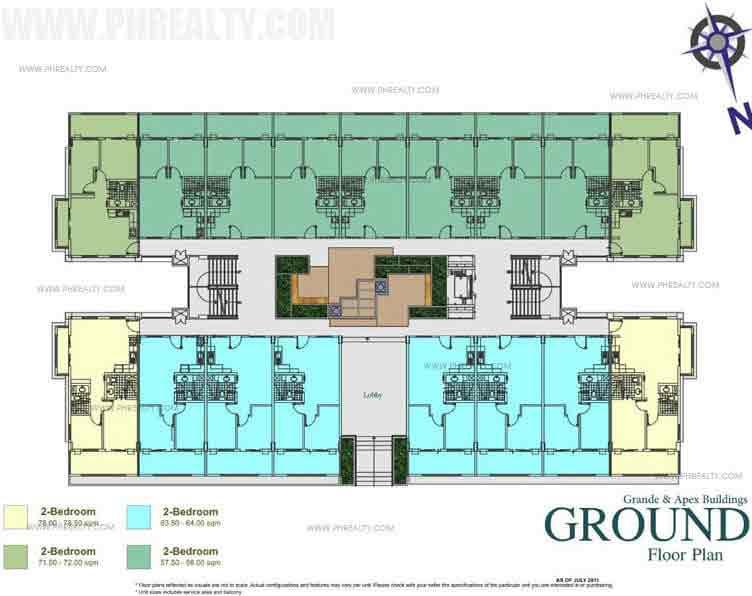 Magnus Floor Plans
