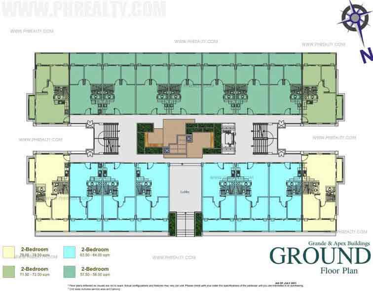 Prima Floor Plans