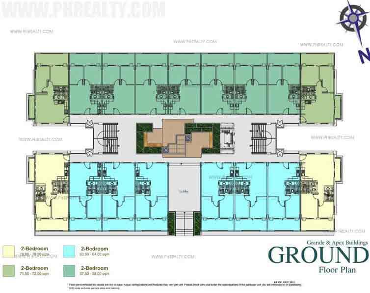 Ultima Floor Plans