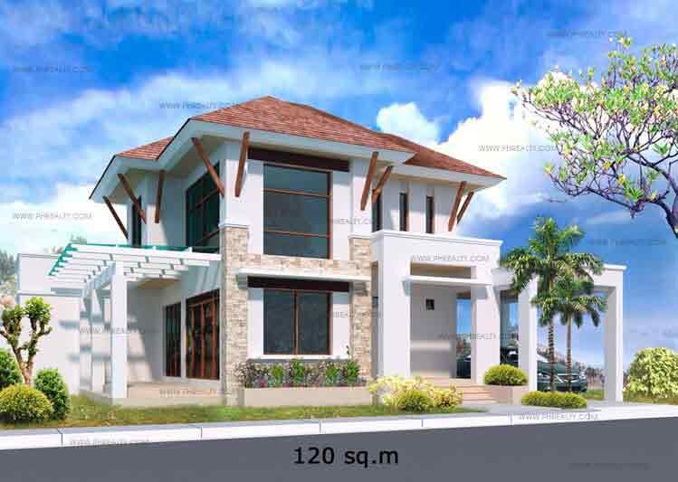 Cristine Model House