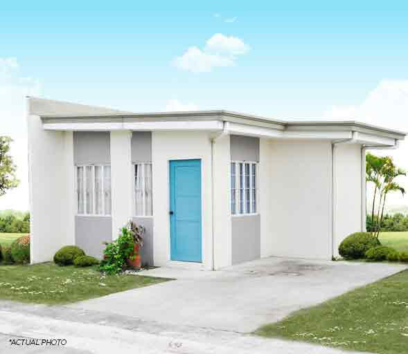 Aster Model House