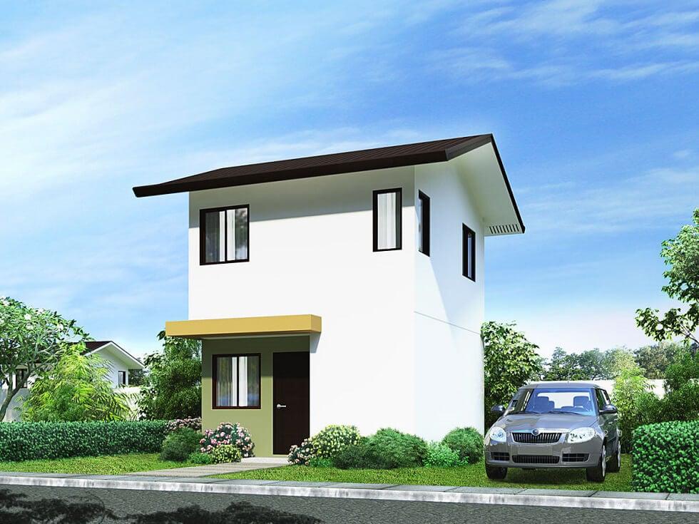 Audrey House Model