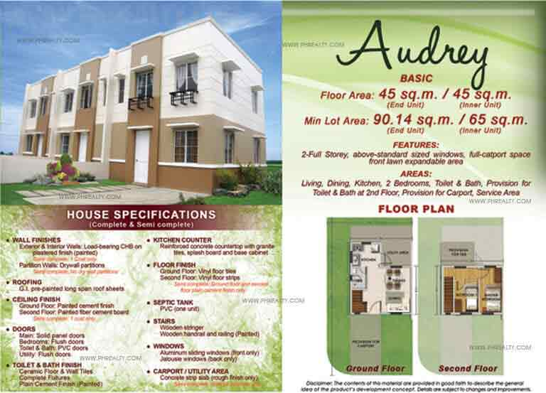 Audrey Basic - Model House