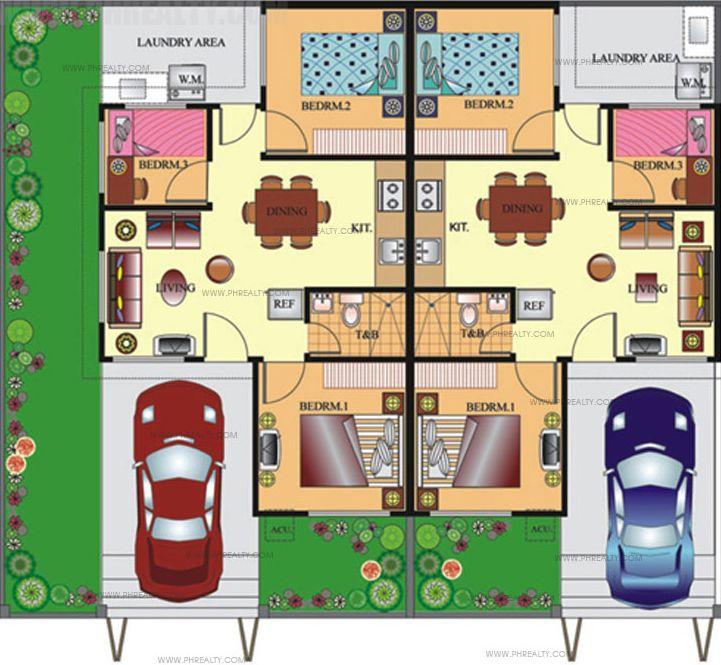 Austria Floor Plan