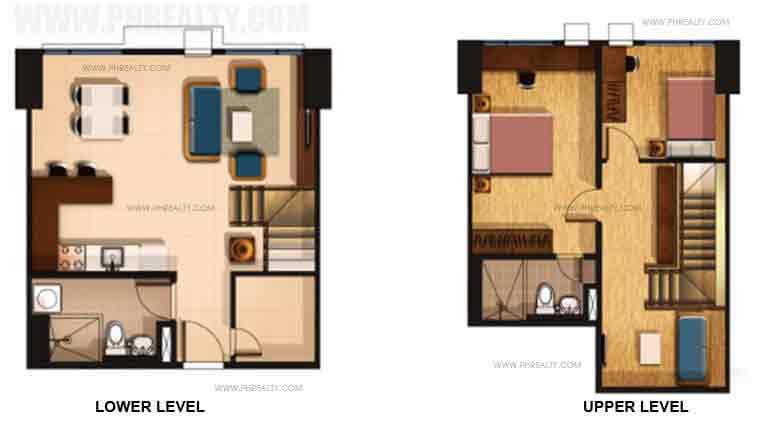 Two Bedroom Bi-Level