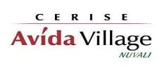 Avida Village Cerise Logo