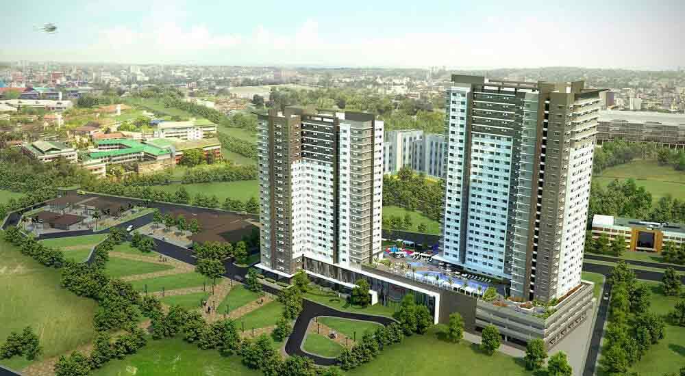Avida Towers Altura - Building Facade