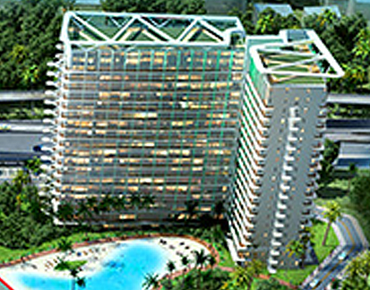 Bahamas Tower Azure Urban Resort Residences Condo In