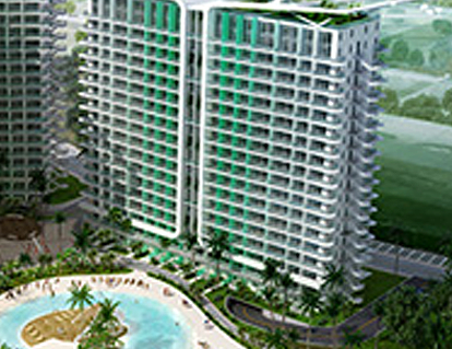 Santorini Tower Azure Urban Resort Residences Condo In
