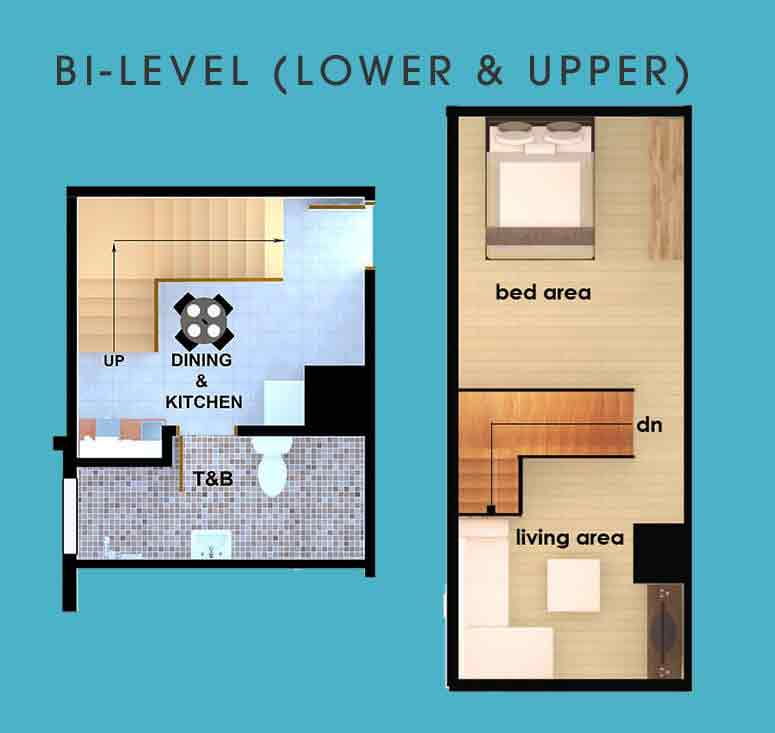 Bi-Level (Lower & Upper)