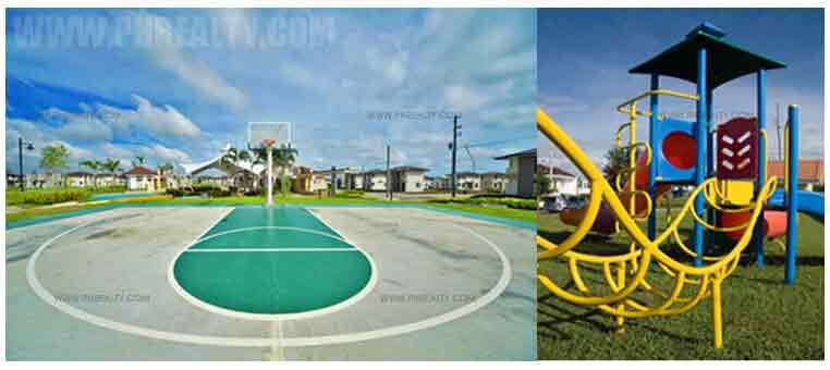 Basketball & Playground