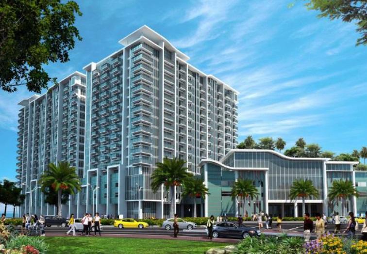 Bayshore 2 Building Facade