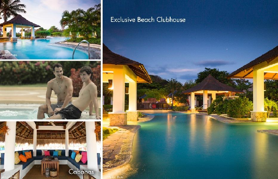 Beach Clubhouse