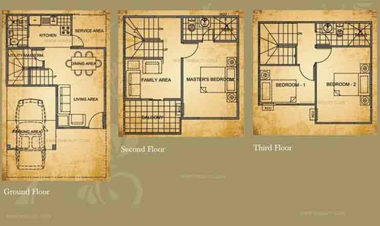 Beatrice Floor Plan