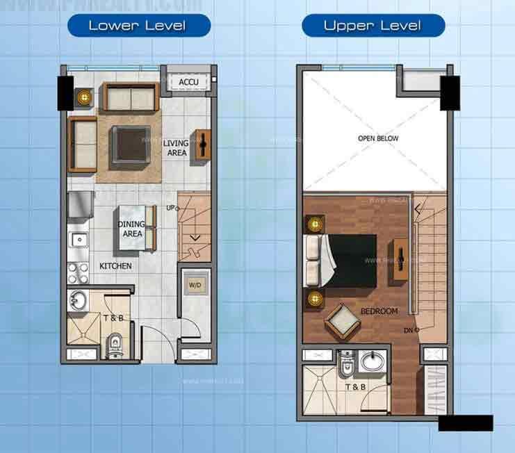Bedroom Loft A